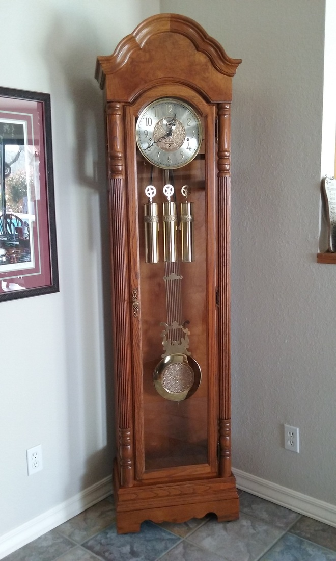 Howard Miller Grandfather Clock Howard Miller Tempus Fugit
