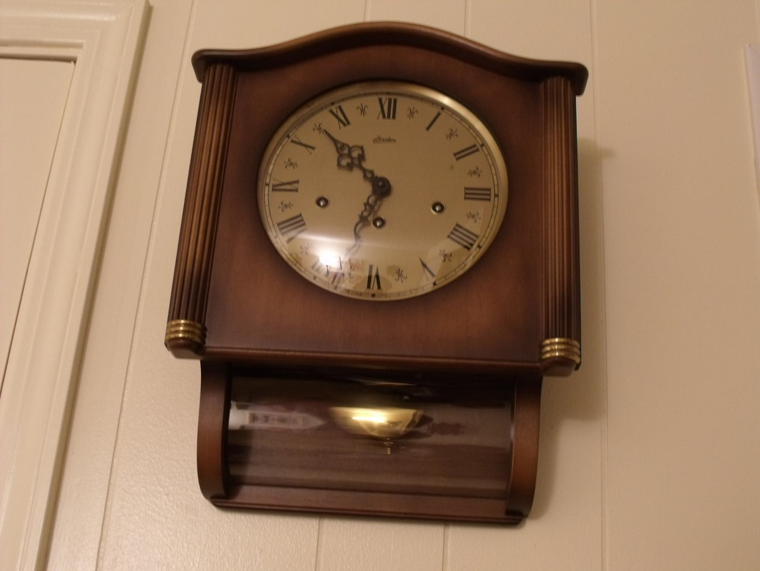 Rymers clock repair home 1920 gilbert mantle clock amipublicfo Images